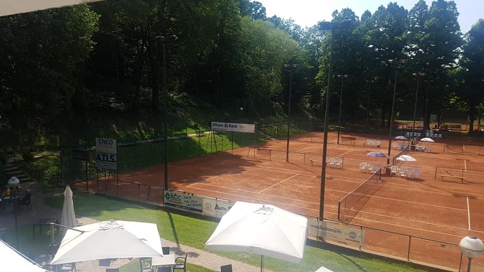 Torneo Veterani Ct Cacciari: nell'Over 55 semifinali per Lenzi, Albertazzi e Rigoni