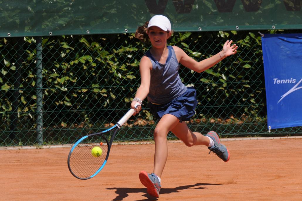 Open Tc Faenza: brillano sui campi di casa Mini e Cavina, nel femminile si qualificano Bartoli ed Amati