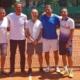 La squadra del Tc Luigi Laghi Forlimpopoli promossa in serie D1