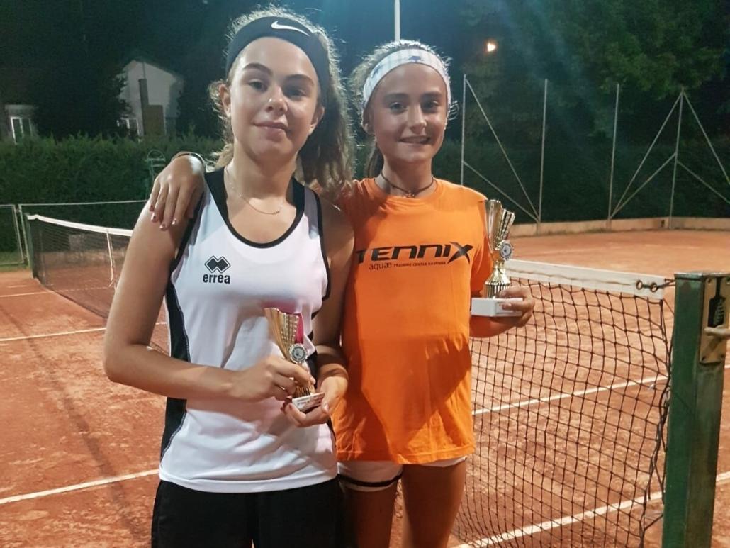 Torneo giovanile Conselice: le protagoniste della finale under 12