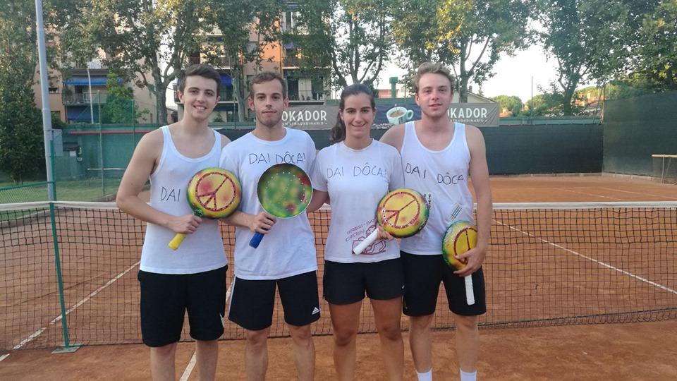 Tennis con le padelle 2019 - I Romagnoli