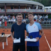 Jose Hernandez-Fernandez e Francesco Forti