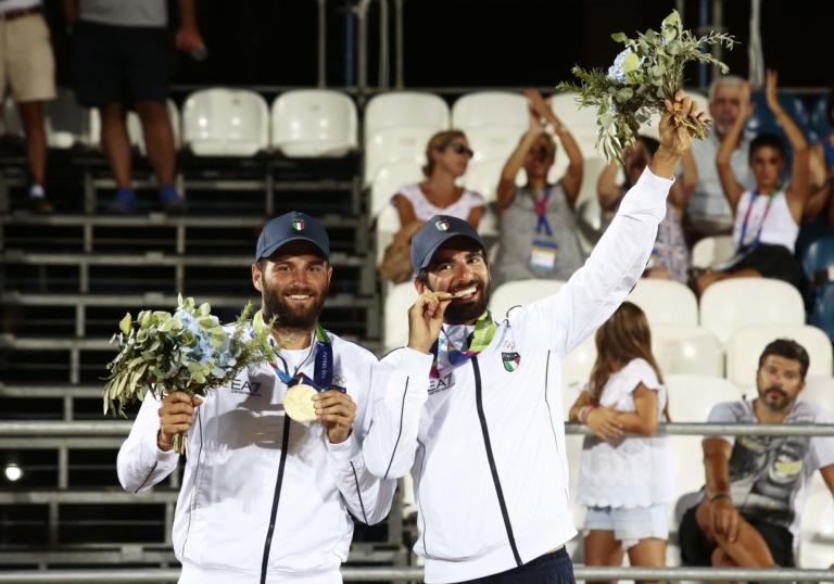 Mediterranean Beach Games: oro Dennis Valmori e Tommaso Giovannini