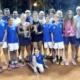 Open femminile Tennis Viserba: la premiazione di Alessandra Mazzola e Marta Rubina De Ponti
