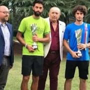 Circolo Tennis Casalecchio: premiazione torneo Open maschile