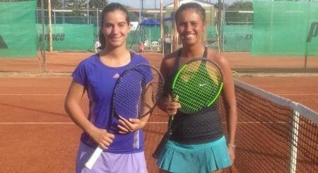 Open Circolo Tennis Russi: le finaliste Alessia Ercolino e Martina Balducci