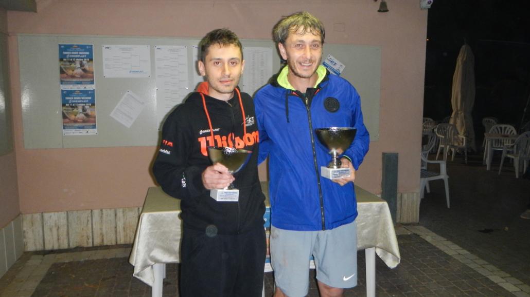 Torneo Rodeo Massa Lombarda: Luca Caprioni e Mattia Barbarino