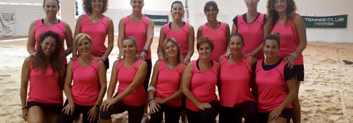 Beach Tennis: campionato femminile Viserba