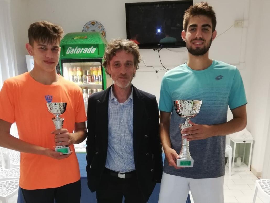 Nicola Filippi ed Alessandro Dragoni