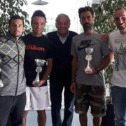 Circuito SideSpin padel: le coppie finaliste al Country Club