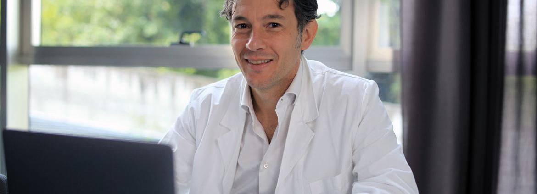Marco Fravisini, chirurgo ortopedico