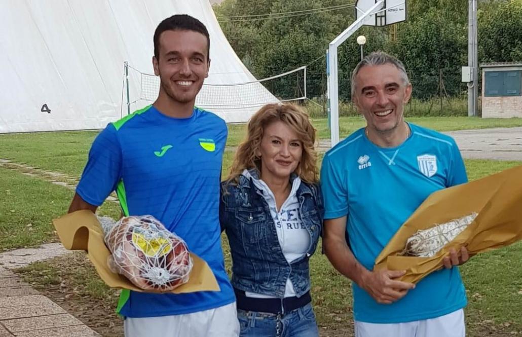 Tre Colli Brisighella: Davide Micheletti e Marco Montaguti