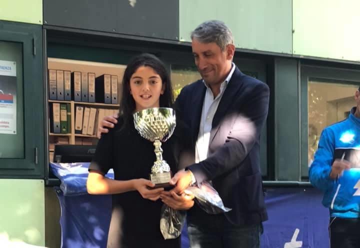 Master Australian: Sveva Azzurra Pansica premiata