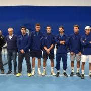 Serie A1 maschile: la squadra del Massa Lombarda