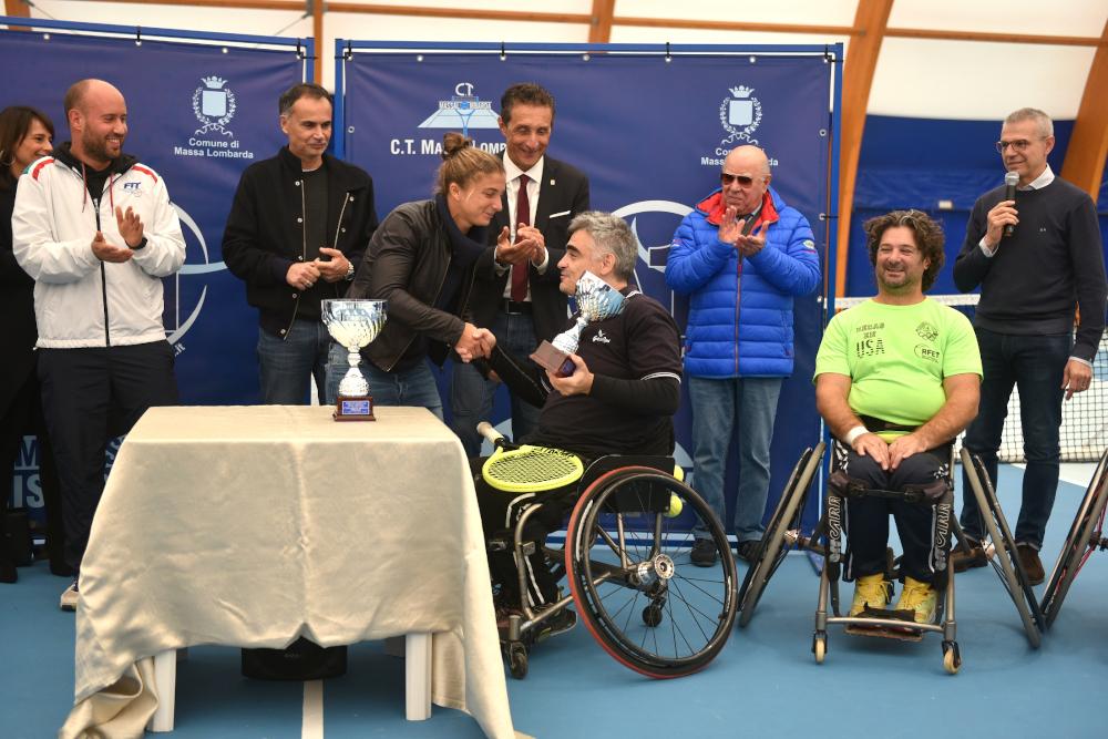 Circuito regionale wheelchair: tappa Massa Lombarda