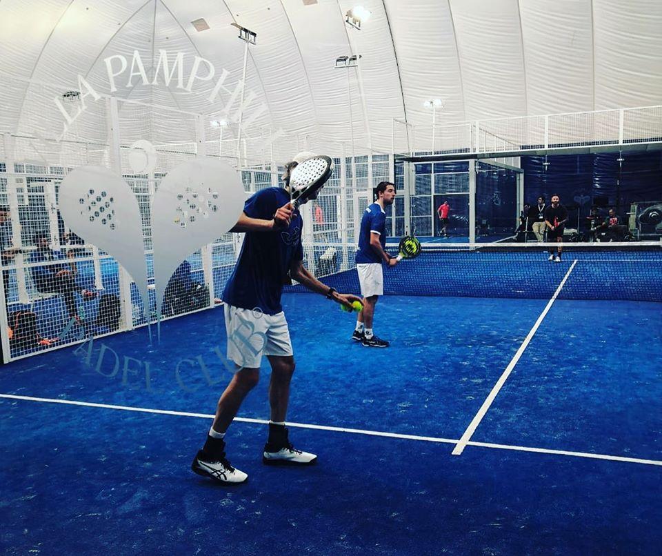 Si può tornare a giocare il doppio a tennis, come a padel e beach tennis due contro due