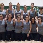 Beach tennis Viserba: le partecipanti al torneo