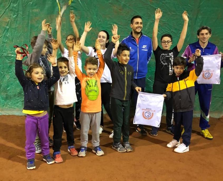 Russi Sporting Club: alcuni giovani allievi