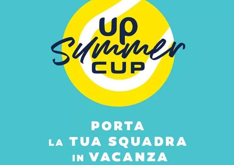 """""""Up Summer Cup"""": a Rimini il 1° campionato a squadre amatoriale tennis e padel"""