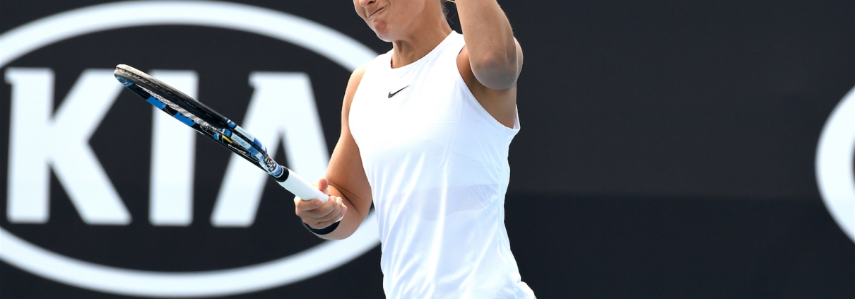 Australian Open: Sara Errani
