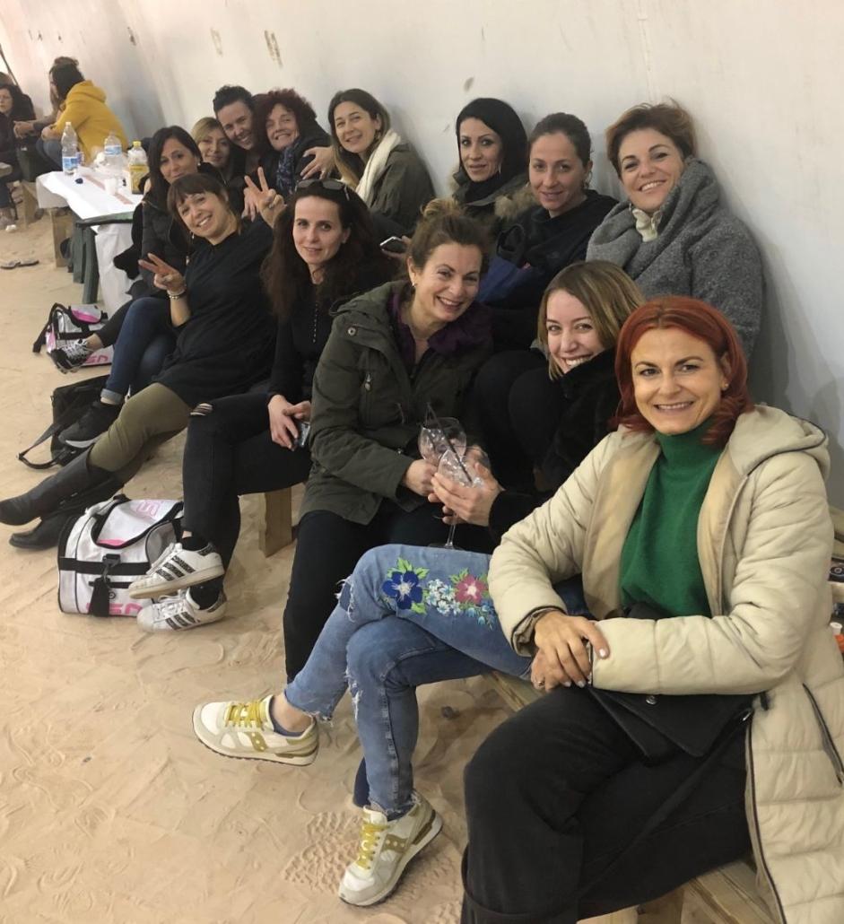 Cicchetti e Zangoli trionfano nel Master femminile di beach al Tennis Viserba