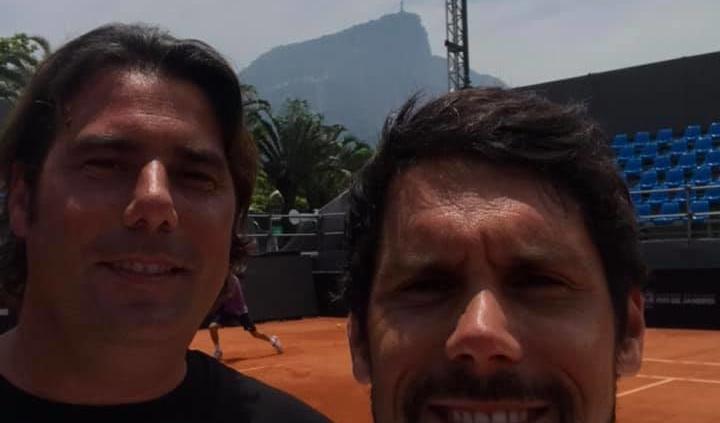 Daniele Silvestre e Federico Gaio
