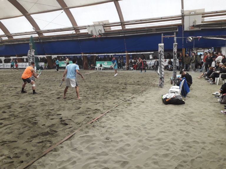 Beach Tennis: il Raketown a Forlì