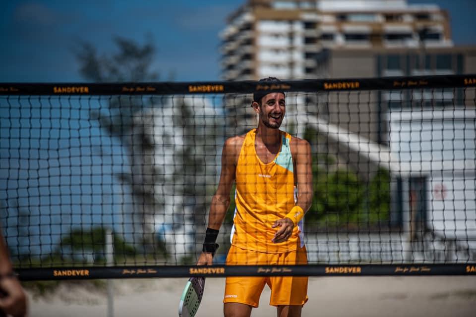 """Michele Cappelletti: """"Noi atleti del beach tennis figli di un Dio minore"""""""