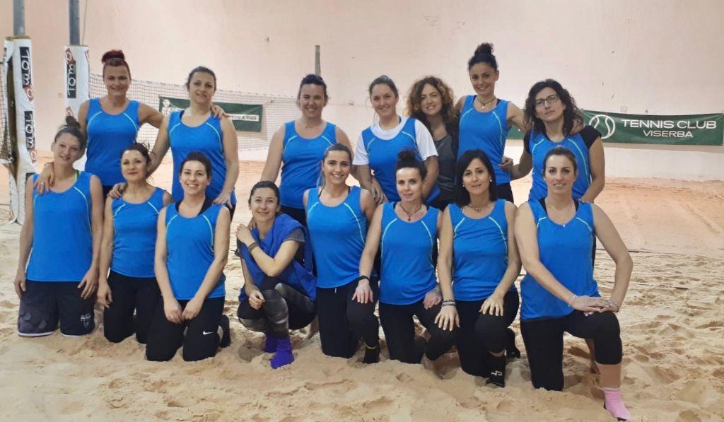 Beach tennis Viserba: partito il 15° campionato femminile