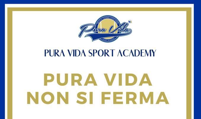 """""""Io resto a casa ma mi alleno"""": Pura Vida Beach Tennis Sport Academy porta avanti il progetto in modo interattivo"""