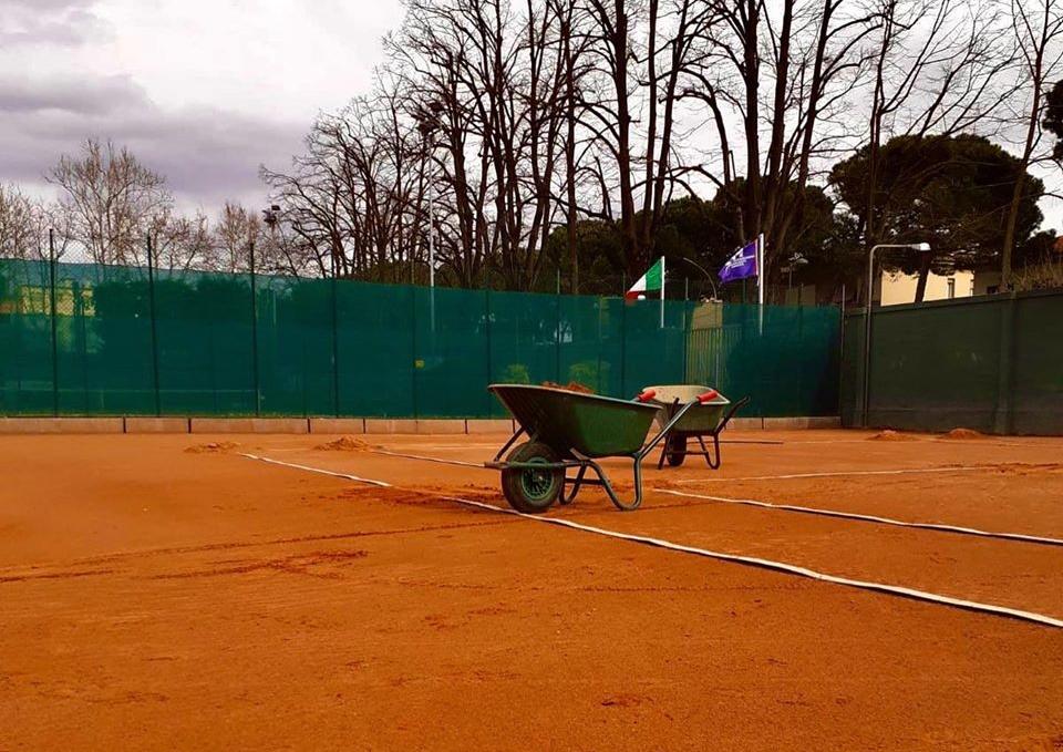 """Il Tennis Club Faenza non intende mollare: """"Torneremo più forti di prima"""""""