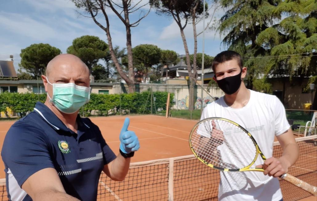 Filippi e Ghelfi al via nell'Open di Padova, Rinaldi e Borghetti nei quarti a Sarsina