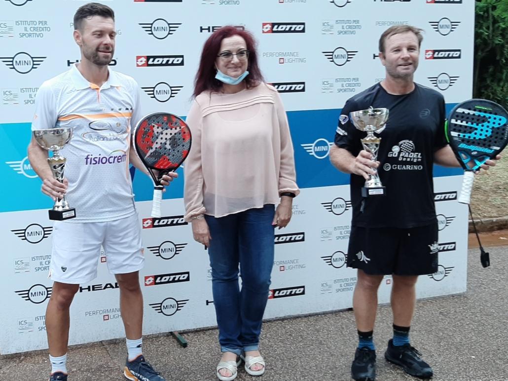 Capitani-Cremona e Campigotto-Petrelli sono le coppie da Slam a Riccione