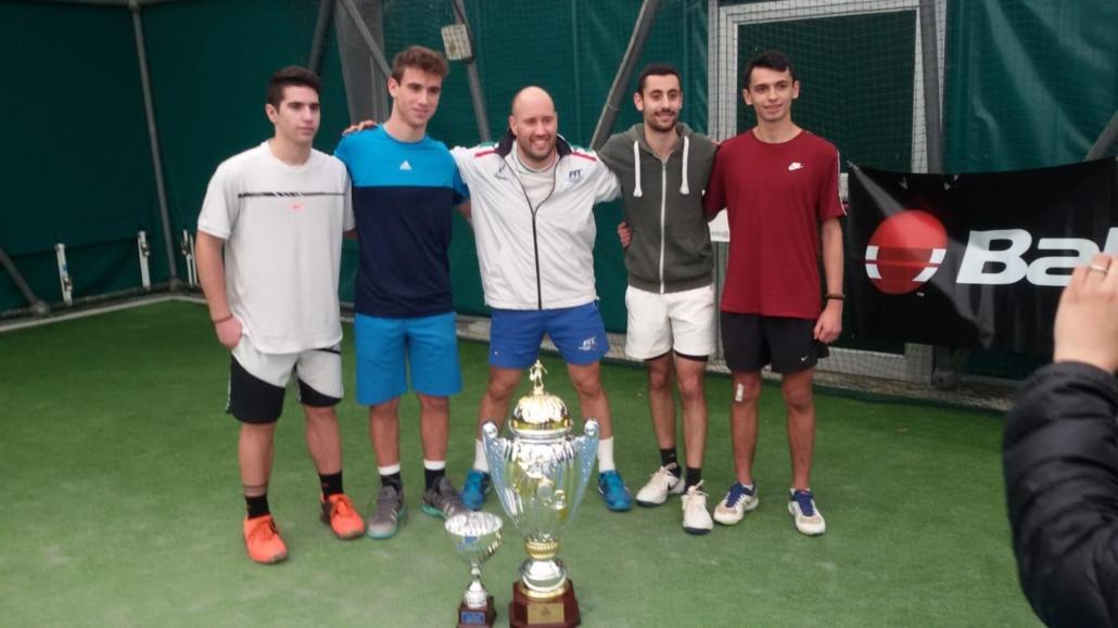Tc Castelbolognese e 360 Sport Morciano promossi in serie D2 maschile