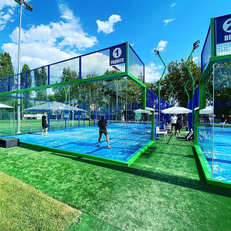Si inaugurano i due nuovi campi da padel sabato 12 al Tennis Club Faenza