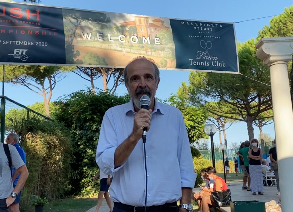 Comitato Regionale FIT: Gilberto Fantini confermato presidente, Michele Cotelli consigliere padel
