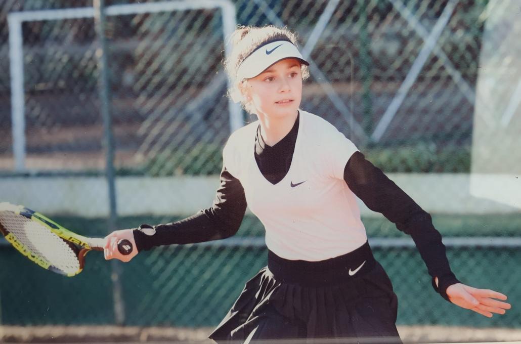 Sofia Cadar (Circolo Tennis Massa Lombarda)
