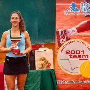 Nicole Fossa Huergo premiata a Padova