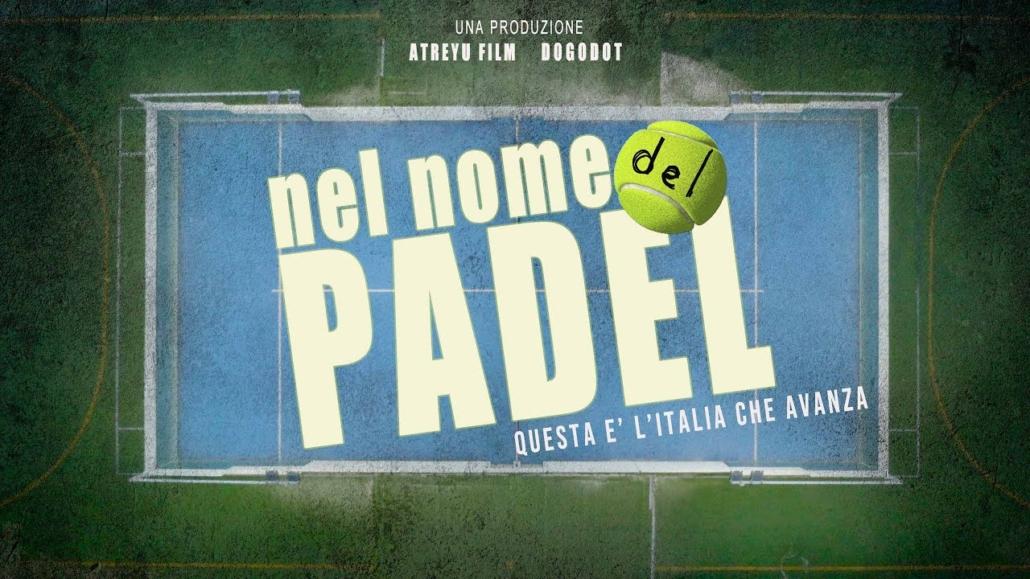 'Nel nome del padel': tutti pazzi per il trailer online della serie tv