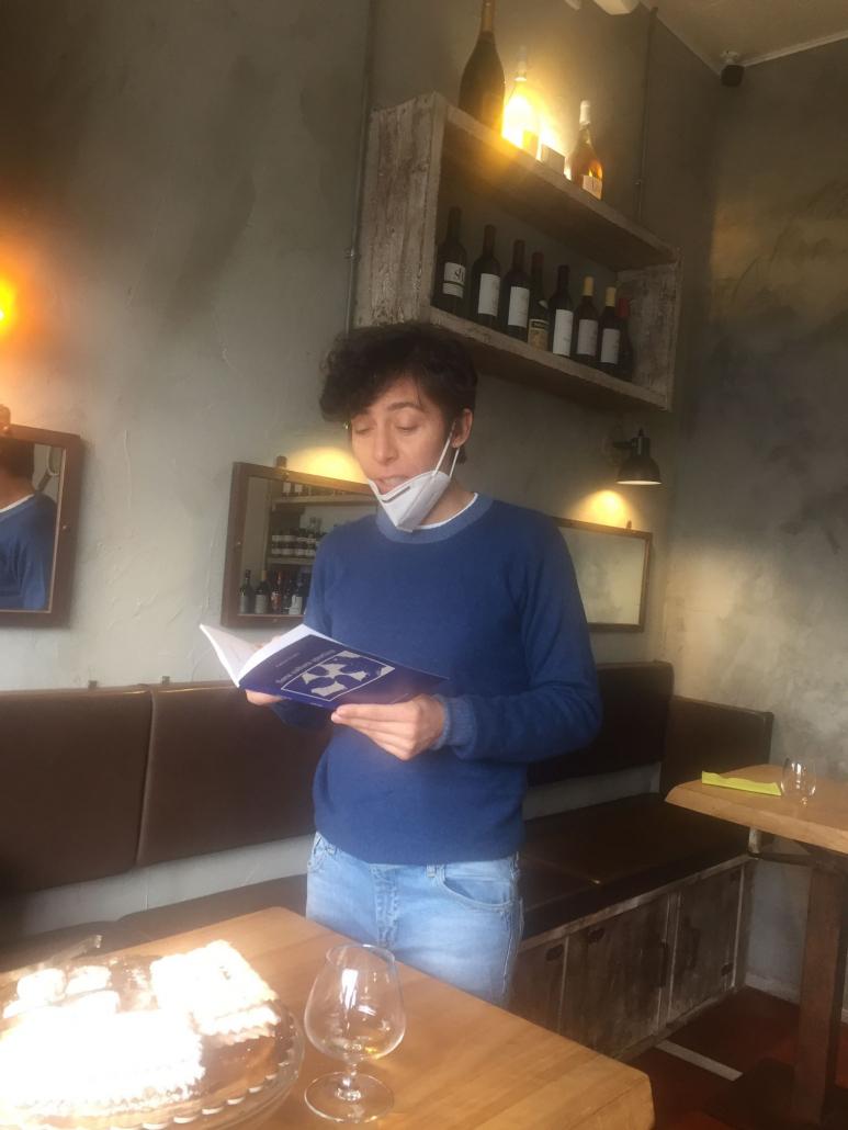 """A Francesca Schiavone piace la """"Sana cultura sportiva"""" del maestro Fabrizio Serafini"""