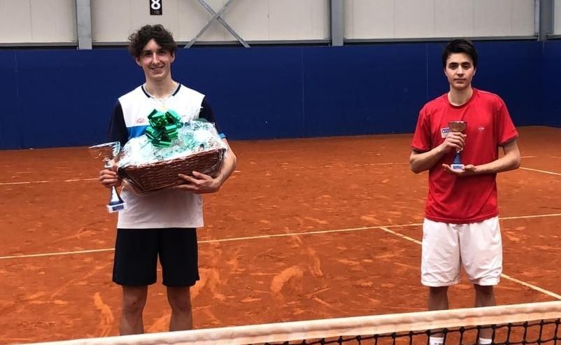 Federico Bondioli e Tommaso Compagnucci