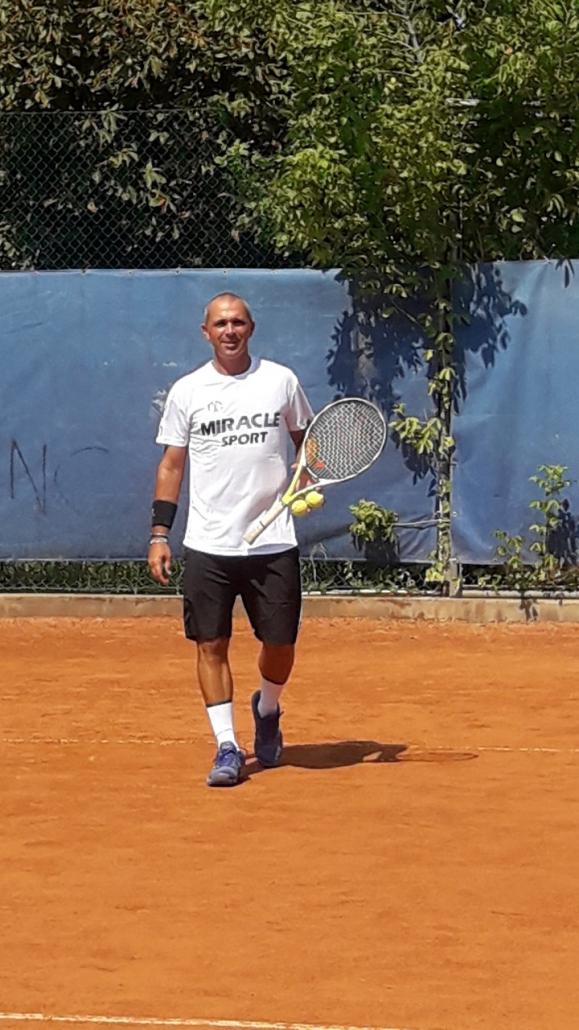 Quanto tennis al Ten: battute finali per i Veterani ed esordio del torneo di 3ª