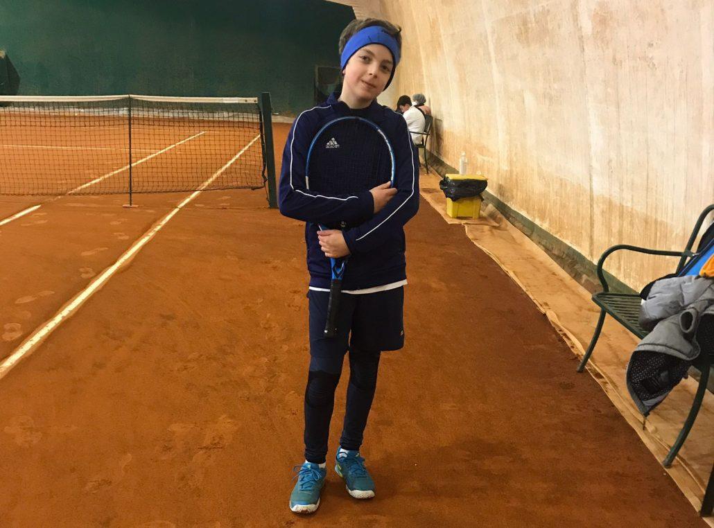 Junior Next Gen di Verona: subito applausi per Ottaviani e Ilinka Cilibic