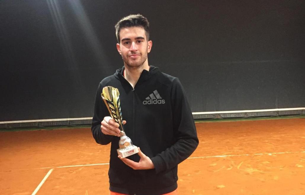 Andrea Del Federico vince ancora: suo anche l'Open di Jesi