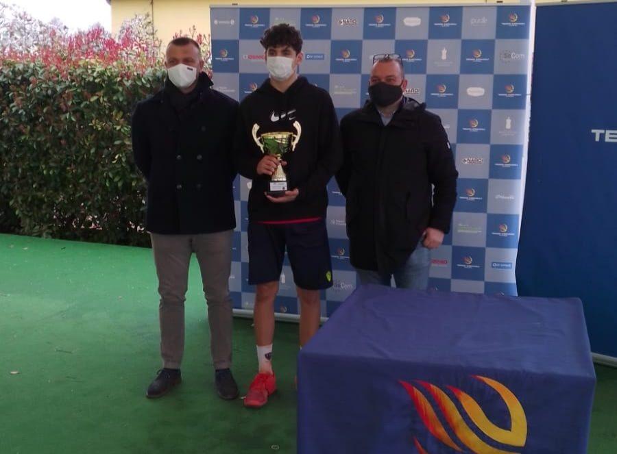Christian Capacci domina il Super Next Gen di Vicenza