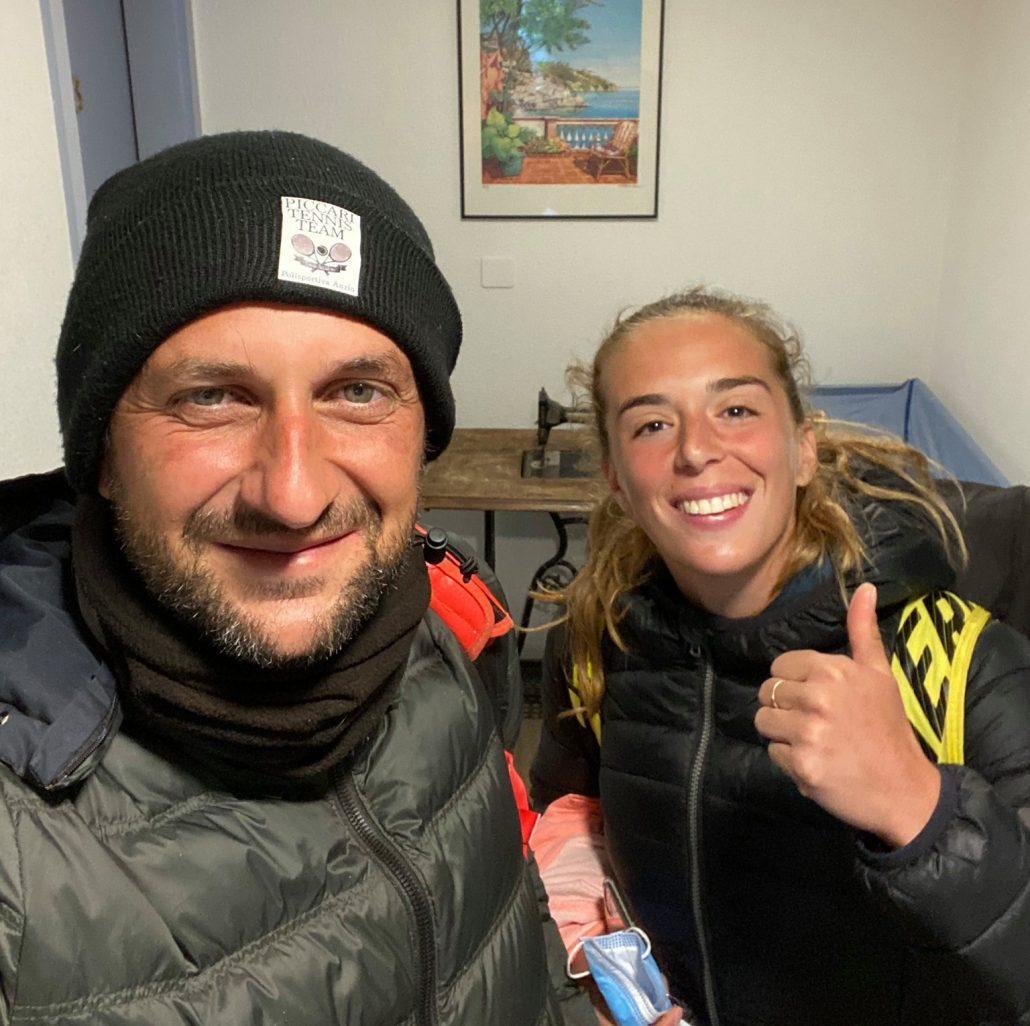 Lucia Bronzetti nell'Itf di Oeiras con il best ranking