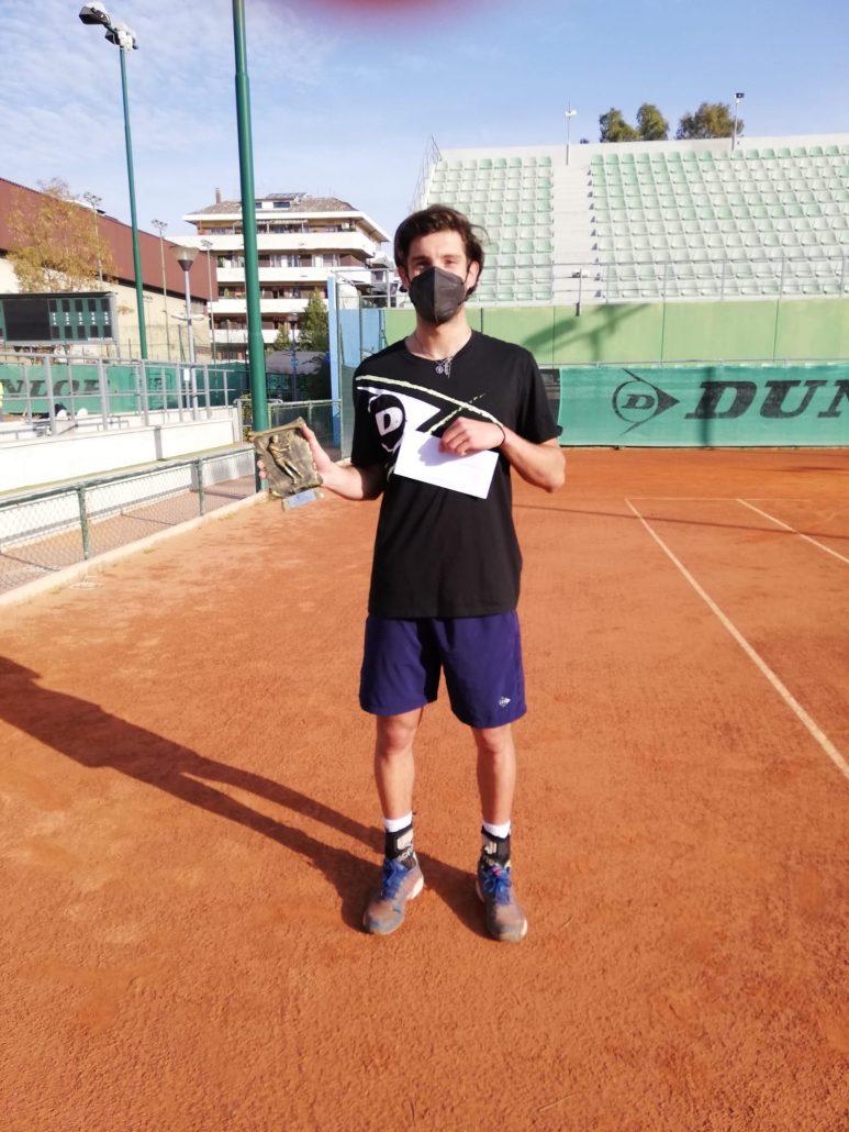 Picchione vince l'Open del Ct Pescara, Bertuccioli parte forte nell'Itf di Shymkent