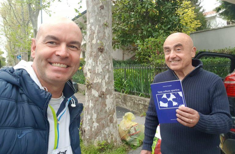 Fabrizio Serafini con Paolo Cevoli