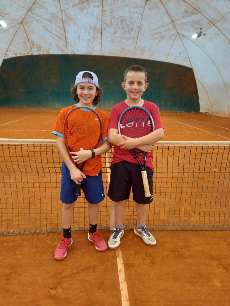 Dennis Spircu in finale in singolare e doppio nel Junior Next Gen di Lanciano