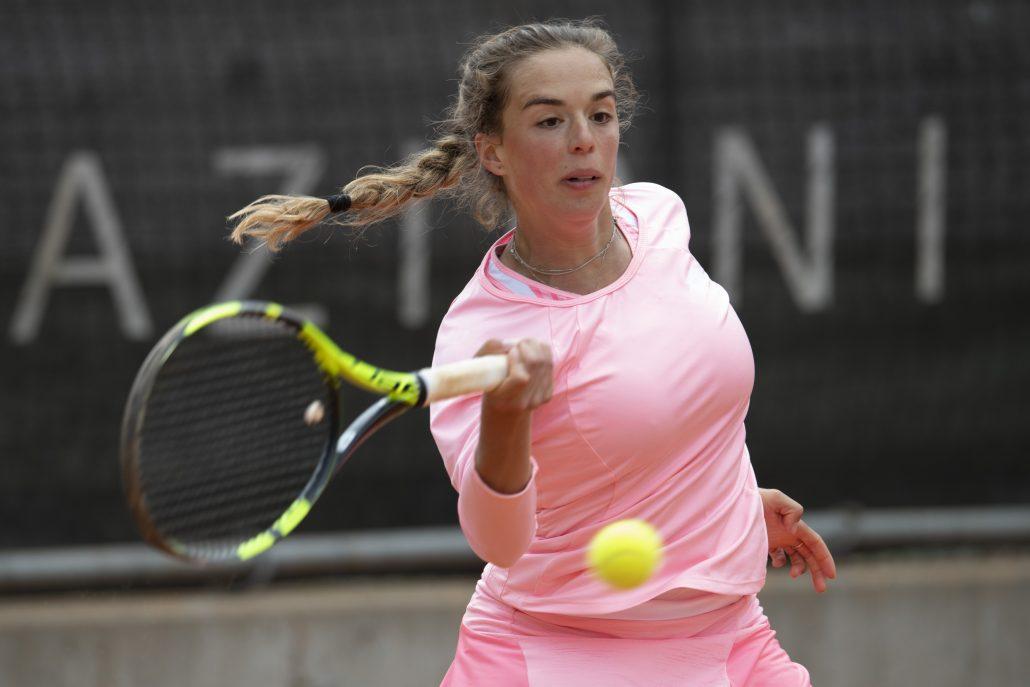 Per Lucia Bronzetti best ranking e partenza ok nel torneo Itf Women's Tour di Oeiras